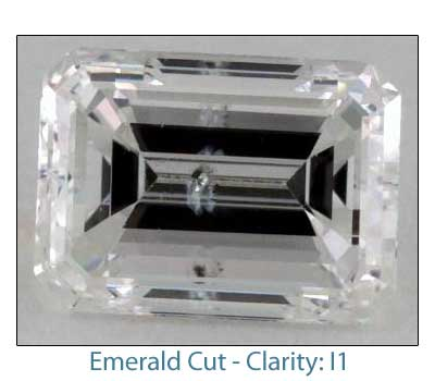 Diamond Clarity Photo: I1